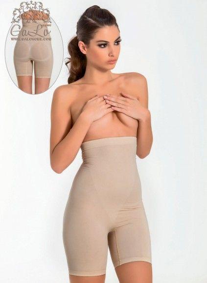 Панталоны с высокой талией (S/M, M/L, L/XL) MISS FIT