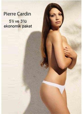 Трусы Женские BIKINI 3 шт.упаковка (36-38-40-42-44-46) Pierre Cardin