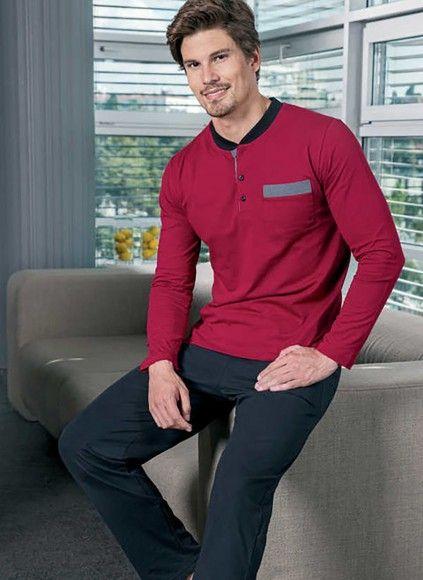 Мужской Комплект с брюками 5-ка + Парфюм в подарок (S,M,L,XL) Yeni Inci