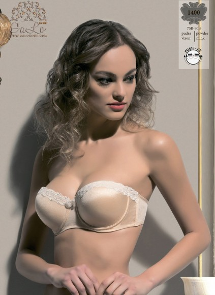 Бюстгальтер Push Up (B/75-90) Bella Donna