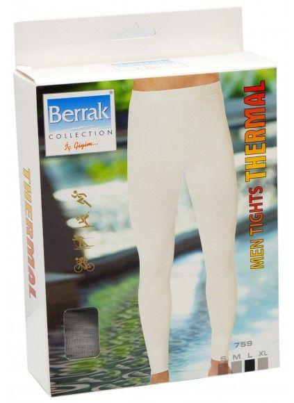 Мужские Термальные Кальсоны TERMAL (S,M,L,XL) Berrak