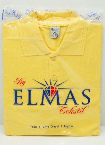 Поло (рубашка) с Коротким рукавом Lacost 100% Cotton (4+5+6) ELMAS