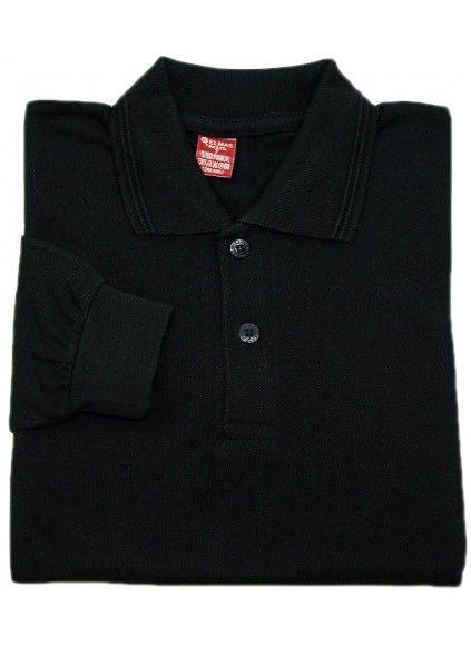 Поло (рубашка) с Длинным рукавом Lacost 100% Cotton (4+5+6) ELMAS