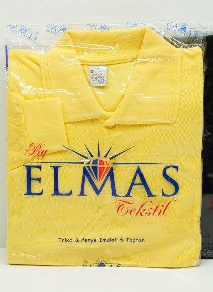 Рубашка-Поло с Длинным рукавом Lacost 100% Cotton (4+5+6) ELMAS
