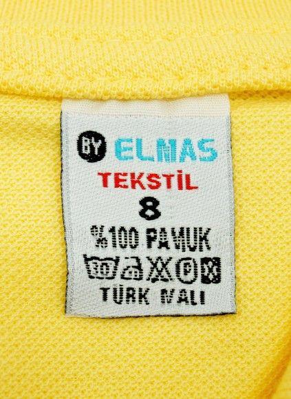 Поло (рубашка) с Коротким рукавом Lacost 100% Cotton (S+M+L+XL) ELMAS