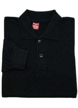 Поло (рубашка) с Длинным рукавом Lacost 100% Cotton (S+M+L+XL) ELMAS