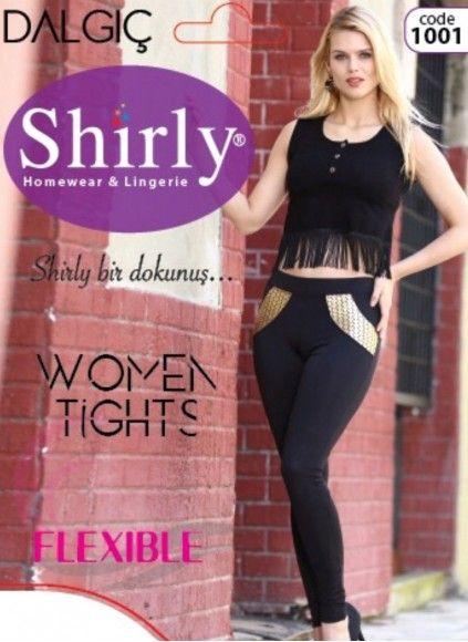 Женские Джинсовые Лосины Лосины (S/M,L/XL) Shirly