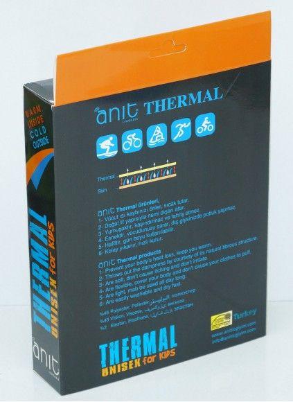 Лосины детские THERMAL  (3-4,6-7,9-10,11-12) anit