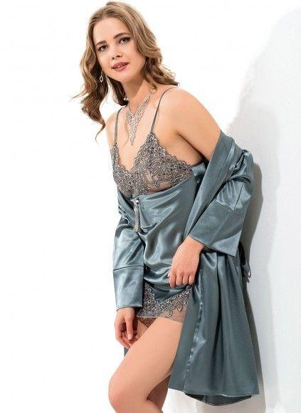 Халат с Пеньюаром 2-ка (M,L,XL) moongirl