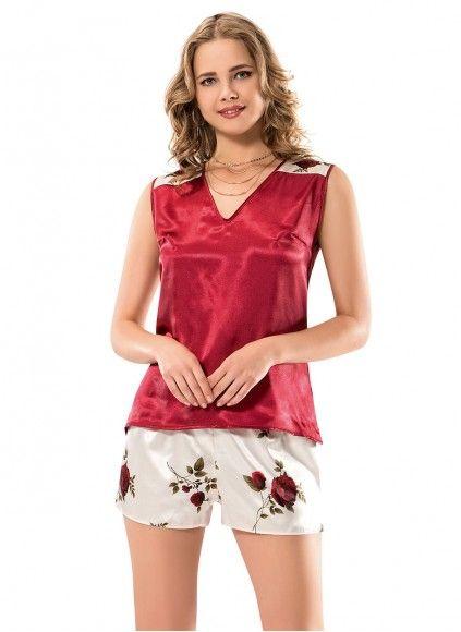 Пеньюар с шортами (M,L,XL) moongirl