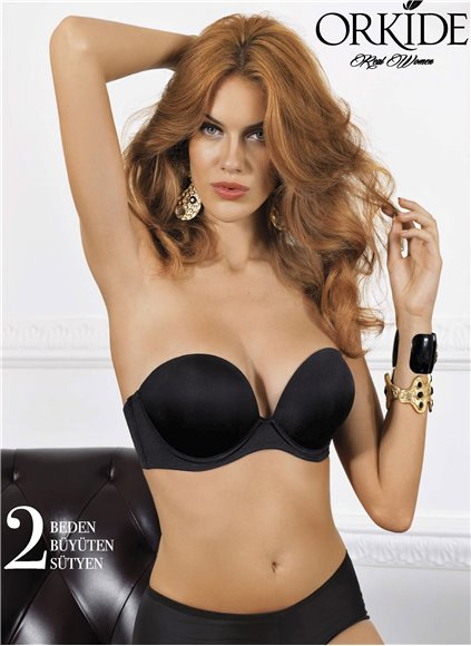 Бюстгальтер Duble Push Up (B.75+80+85) ORKIDE