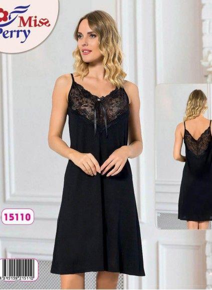 Ночная Сорочка (M+L+XL) Miss Perry 2019