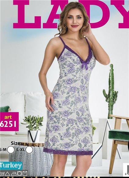 Туника женская (S/M+L/XL) -  Lady