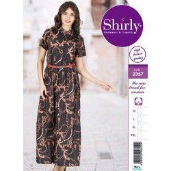 Трикотажное Платье (M+L+XL+2XL) Shirly