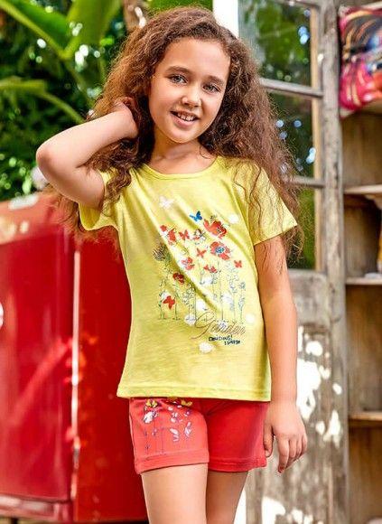 Детский Комплект с Шортами Berrak