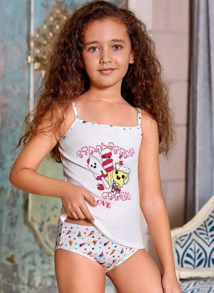 Детский Комплект с трусиками Berrak